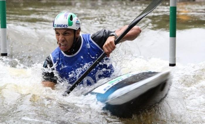 Três Coroas sediou campeonato nacional de canoagem slalom
