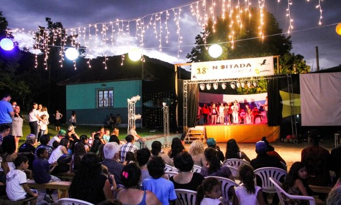 Mais um ano de emoção na Noitada Cultural do Lar Padilha de Taquara