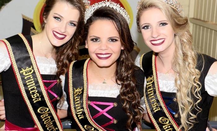 Oktoberfest elege as soberanas da sua 29ª edição