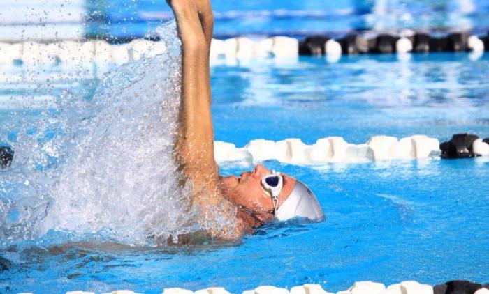 Nadador paraolímpico trescoroense retorna as competições