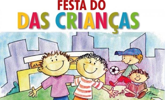 Festa das crianças será realizada em Taquara