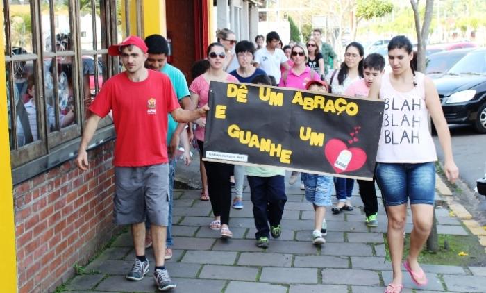 APAE promove atividades na semana da pessoa com deficiência