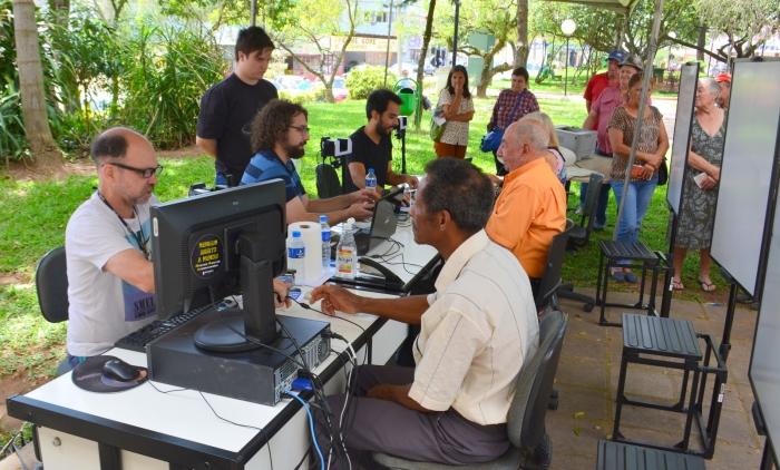Câmara de Parobé sedia atendimento para recadastramento biométrico