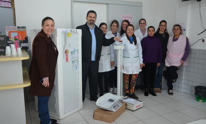 Centro de Saúde da Mulher e da Criança recebe novos equipamentos