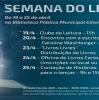 BIBLIOTECA MUNICIPAL DE SAPIRANGA PROMOVE A SEMANA DO LIVRO