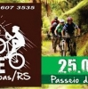 Três Coroas realizará o 1º Eco Bike no dia 25 de Junho.