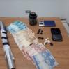 OPERAÇÃO RECICLAGEM PRENDE HOMEM POR TRÁFICO DE DROGAS EM TAQUARA