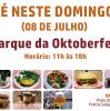 DOMINGO É DIA DE FESTIVAL GASTRONÔMICO E CULTURAL EM IGREJINHA