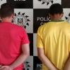 Delegacia de Policia de Três Coroas prende dois homens por roubo