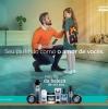 Farmácias Associadas lança campanha  Feliz Dia da Beleza de Ser Pai